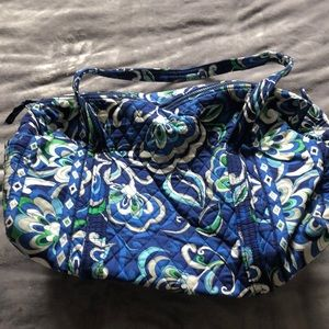 Vera Bradley medium duffel bag